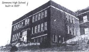 309 Simmons x  High School